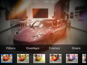 LensBoost v1.1.680 - BlackBerry Apps