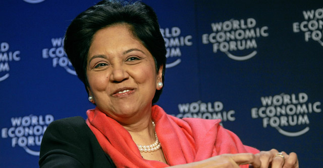 Indra Nooyi - President/CEO of PepsiCo