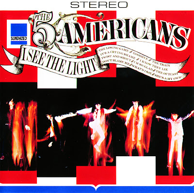 the Five Americans ~ 1966 ~ I See The Light