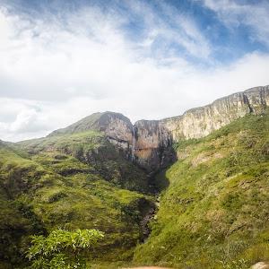Cachoeira do Tabuleiro | Mapa | MG | Conceição do Mato Dentro