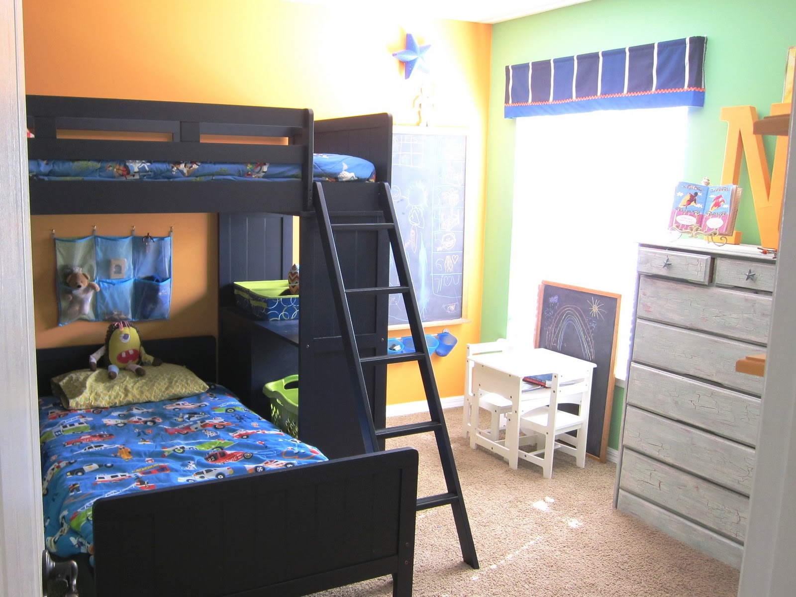 Corey moortgat collage artist march 2011 for Bedroom designs for boy and girl sharing