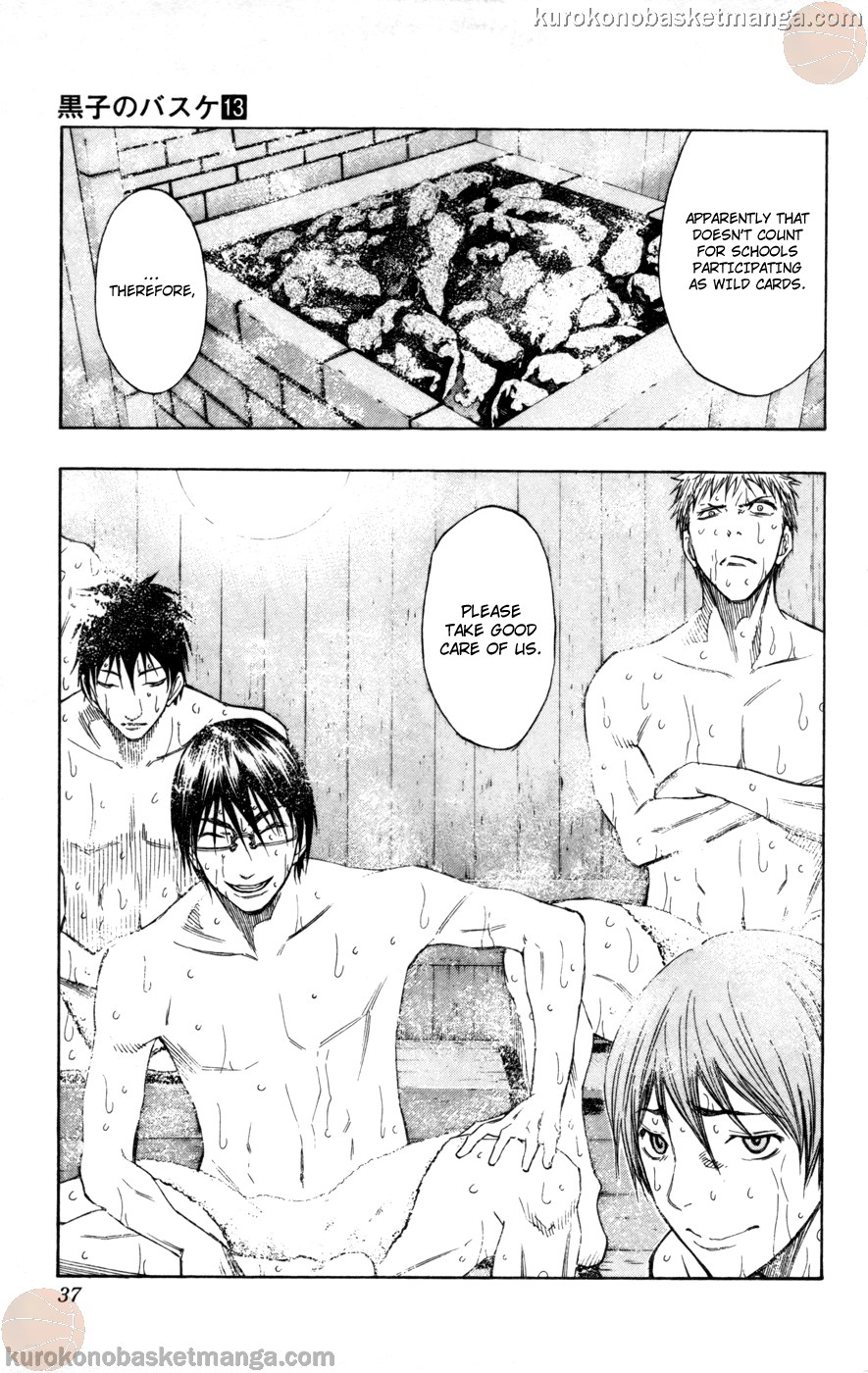 Kuroko no Basket Manga Chapter 110 - Image 11