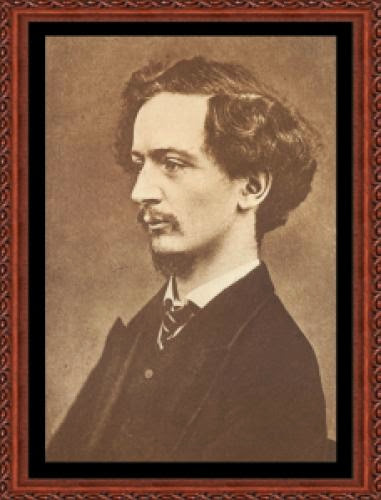Thelemic Saints Algernon Charles Swinburne
