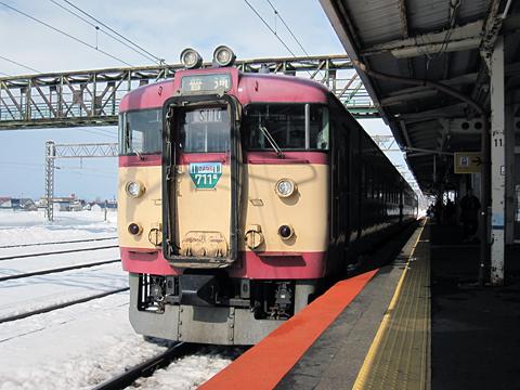 JR北海道 711-110 滝川駅にて その1