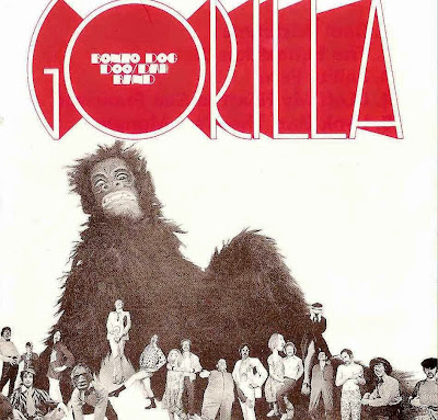 Bonzo Dog Doo Dah Band ~ 1967 ~ Gorilla