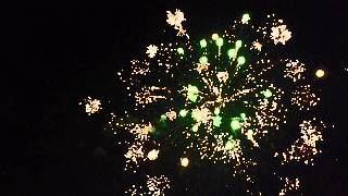 Tűzijáték 2.rész Jákó Falunap 2014