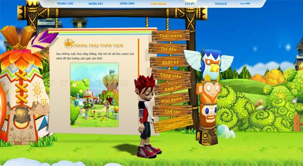 Trang giới thiệu GoGoRun đã chính thức trình làng 18