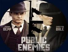 مشاهدة فيلم Public Enemies