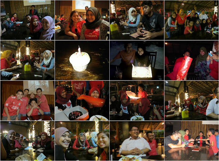 Birthday Celebration Village View Jalan Reko Kajang