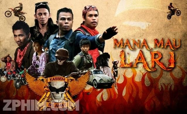 Ảnh trong phim Chiến Binh Trả Thù - Mana Mau Lari 1
