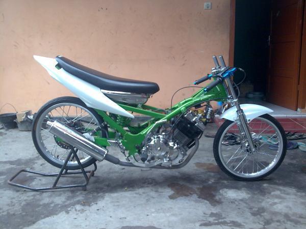 Korek Motor Satria FU 150 Harian MANTABBZZZZZZ