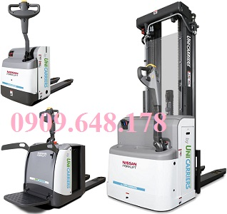 Stacker - Pallet Mover - Power Pallet Truck