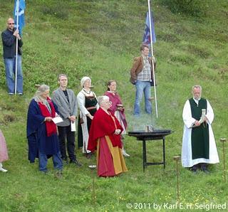 A Cymro Norse Ritual Image