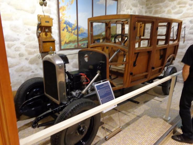 Musée de l'aventure Peugeot à Sochaux DSC01195