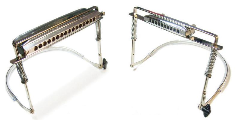 Kẹp Giữ Harmonica - Hohner Harp Holder HH154