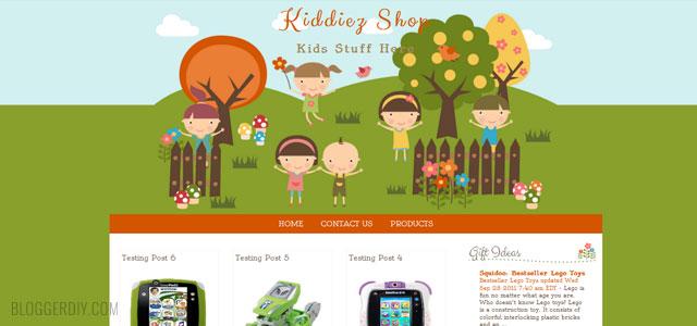 Kiddiez Shop