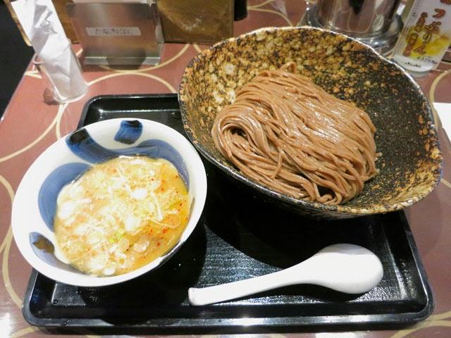 全粒粉つけ麺