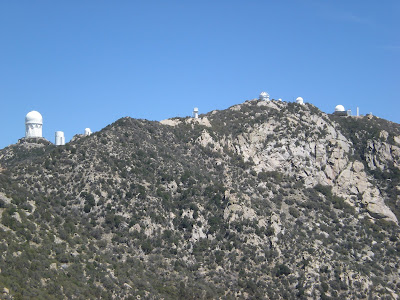 More telescopes on one mountain than anywhere else in the world!