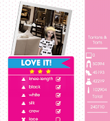 Teen Vogue Me Girl Level 63 - Holiday Dinner Party - Zoey - Love It! Three Stars