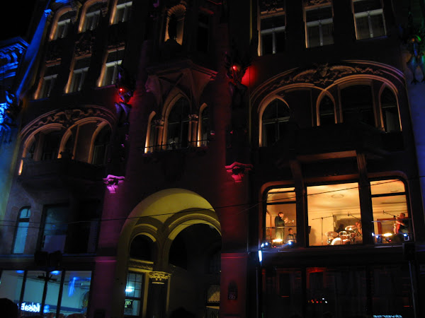 koncert Michała Urbaniaka na light move festival łódź