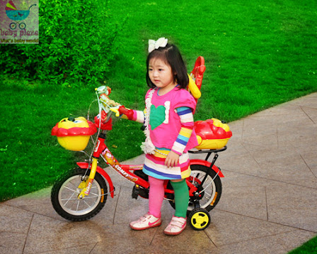 Xe đạp trẻ em thái 14 7