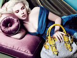 Scarlett Johansson LOUIS VUITTON endorsement