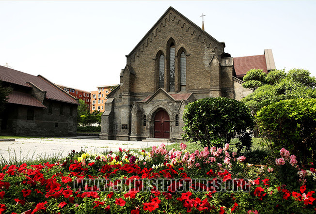 Tianjin Anglican/All Saint Church Photo