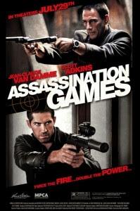 Trò Chơi Sát Thủ - Assassination Games poster