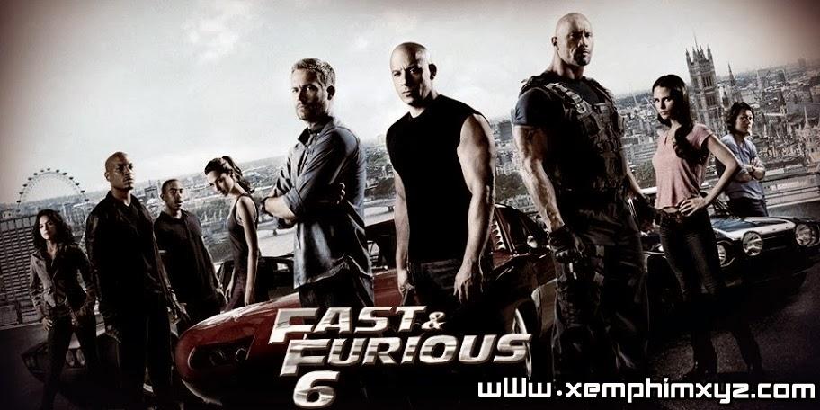 Quá Nhanh Quá Nguy Hiểm: Phần 6 - Fast And Furious 6