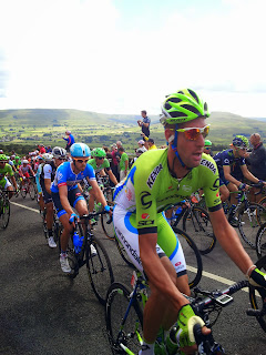 The Tour de France Yorkshire French Village Diaries