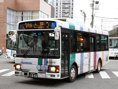 西日本鉄道 博多 8003