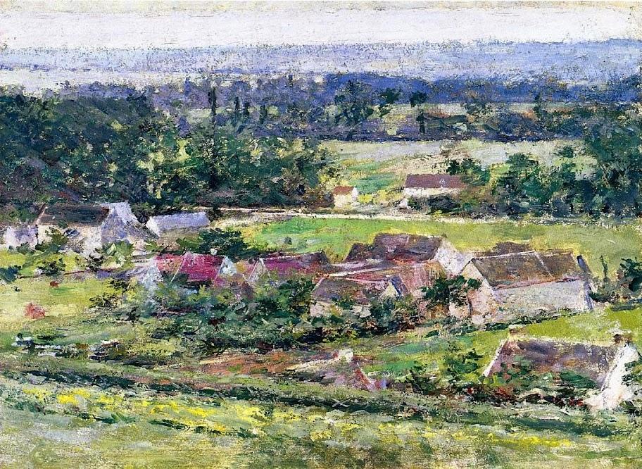 Theodore Robinson - Giverny
