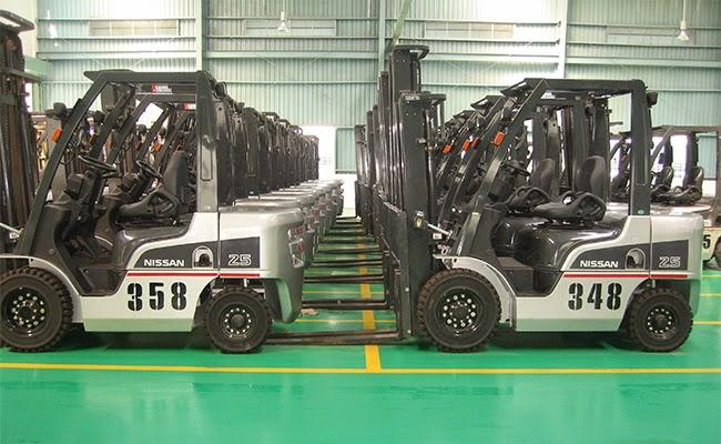 cho thue xe nang dau diesel 1.5t-3.5t