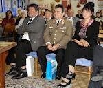 Dr. Stencinger Norbert történész, Papp Ferenc ezredes és felesége