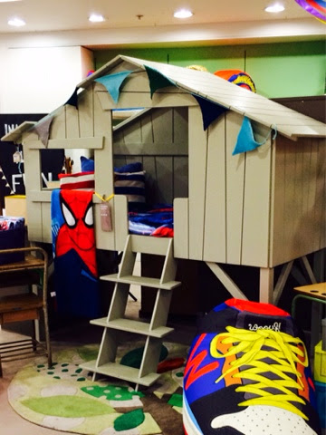 treehouse childrens bed Mathy by Bols Selfridges
