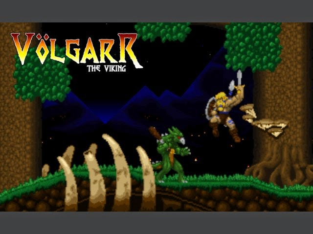 Volgarr The Viking: quarto livello