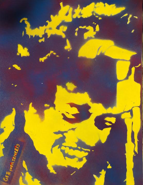 Jimi Hendrix+PurpleHaze