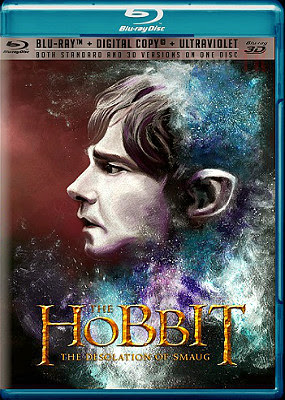 Filme Poster O Hobbit: A Desolação de Smaug BRRip XviD & RMVB Legendado