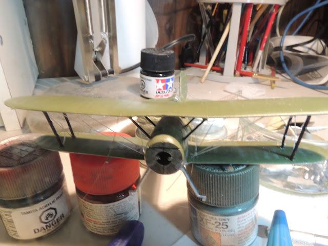 [Airfix] Gloster Gladiator DSCN2004