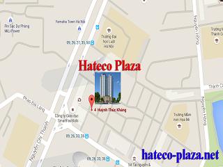 Vị trí Hateco Plaza