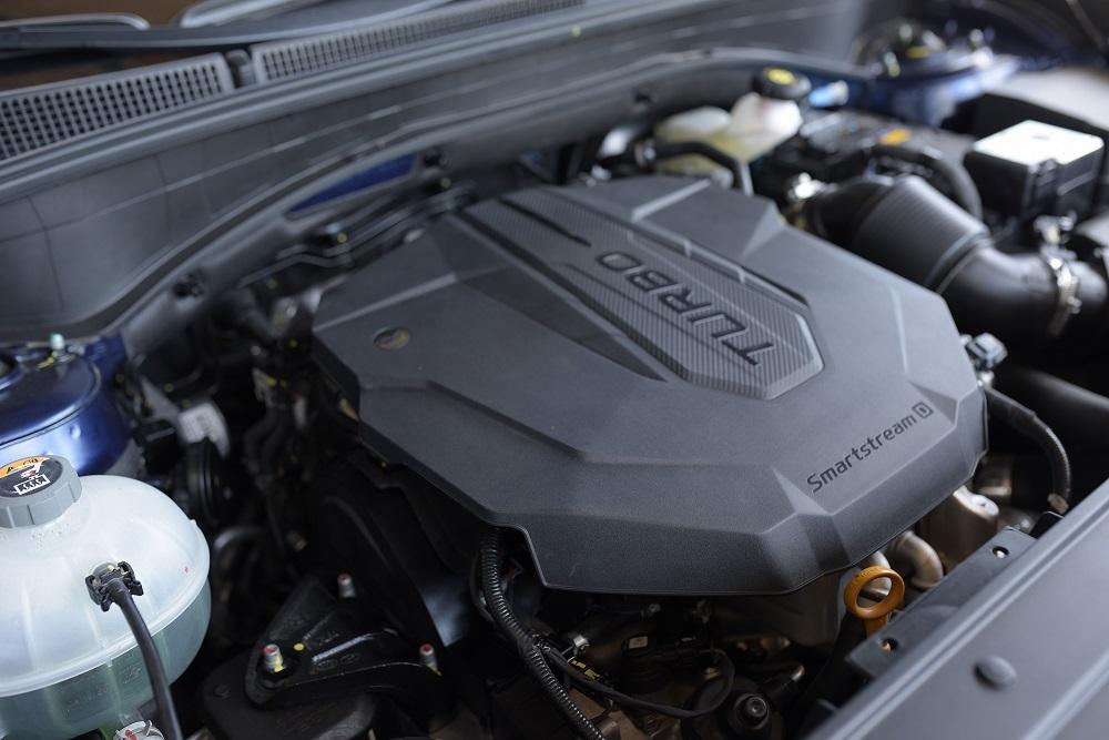 Hyundai SantaFe 2021 chính thức ra mắt tại Việt Nam