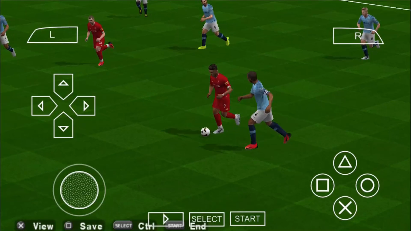 PES 2020 PPSSPP Android Offline 600MB Best Graphics New Update