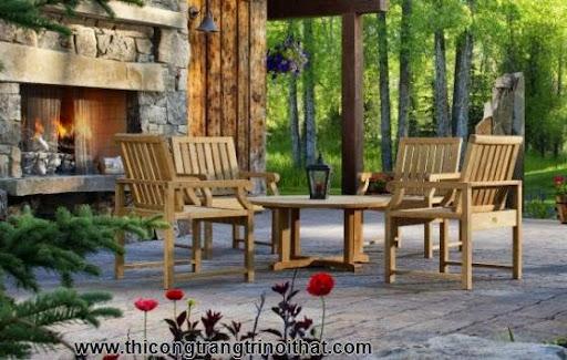 Mẹo làm sạch và bảo quản đồ gỗ khi trời hanh khô - thi công nội thất gỗ-2