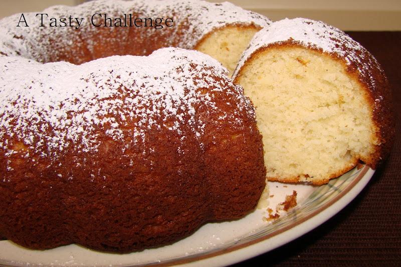 Whipped Cream Cake with Cardamom