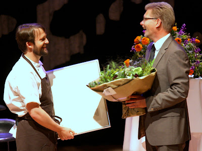 Rene Redzepi at Copenhagen Cooking