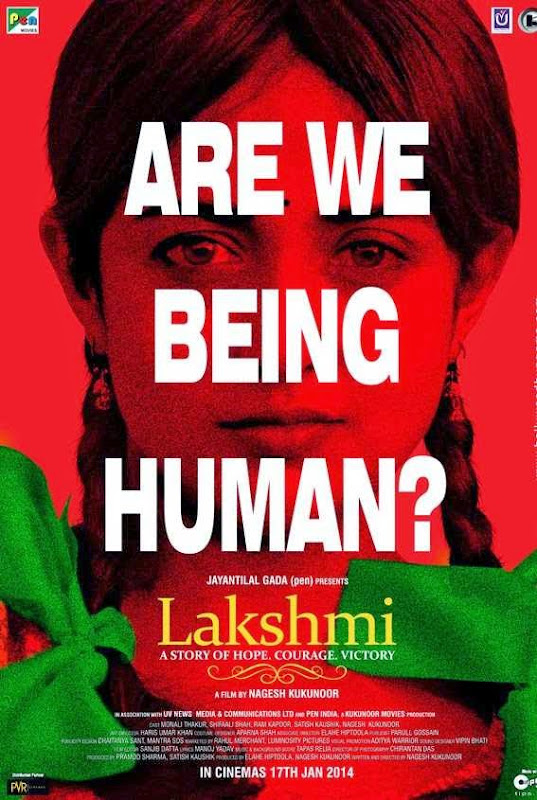 Poster Of Hindi Movie Lakshmi (2014) Free Download Full New Hindi Movie Watch Online At Alldownloads4u.Com