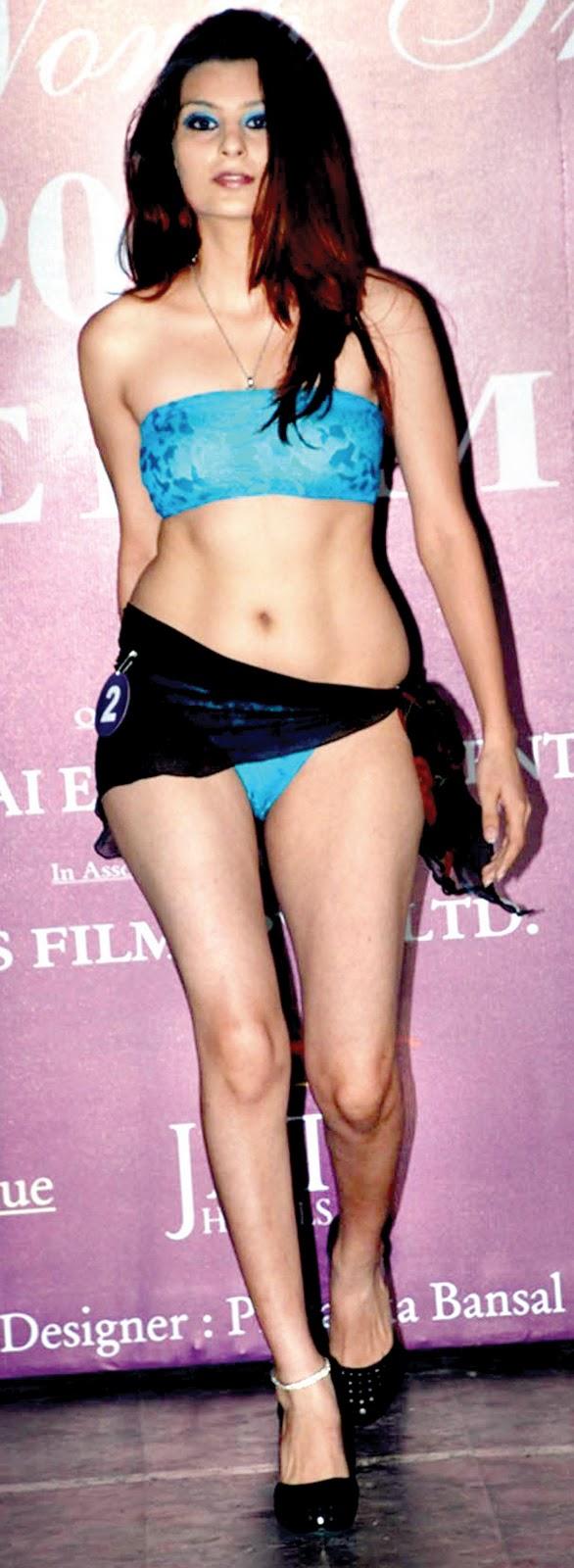 hot photos, indian bikini model, miss north India 2011