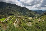Banaue: rizières en terrasses
