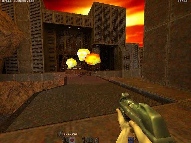 Quake 2 PC Hileleri