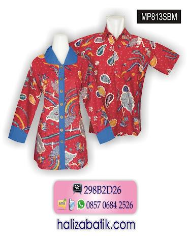 grosir batik pekalongan, Sarimbit Batik, Batik Modern, Baju Batik